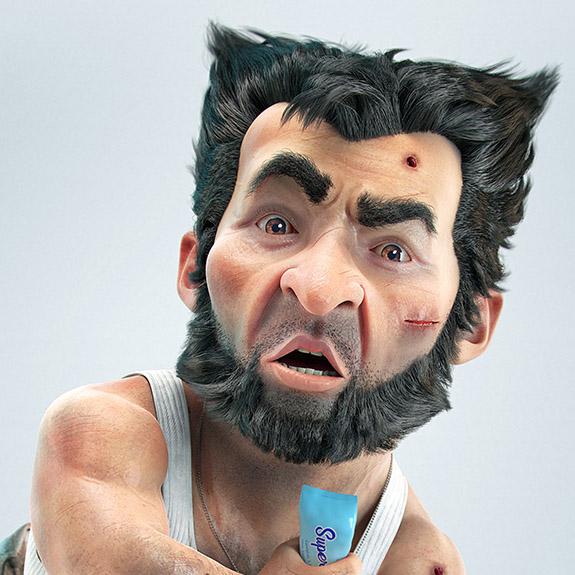 Logan Scar